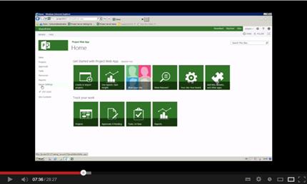 Das ist neu im Microsoft Project Server 2013