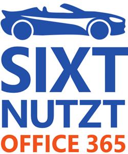 SIXT mag Office 365 und ich mag diese Werbung