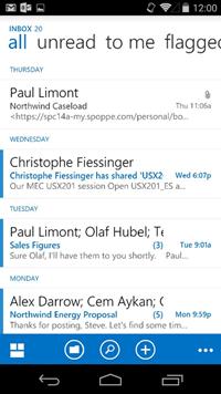 Die Evolution der E-Mail: Outlook Web App bekommt neue Funktionen